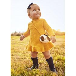 Vestido bebé con bolso