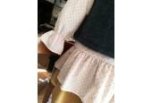 falda y chaleco