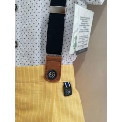 Conjunto camisa y pantal�n corto