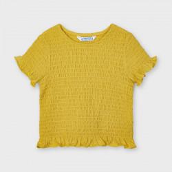 Conjunto blusa, jersey y short